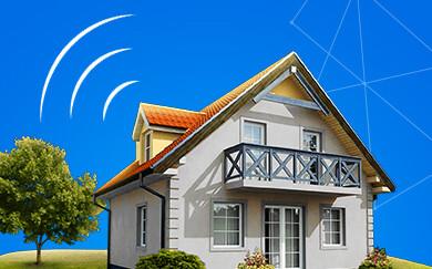Как усилить сигнал сотовой связи на даче?